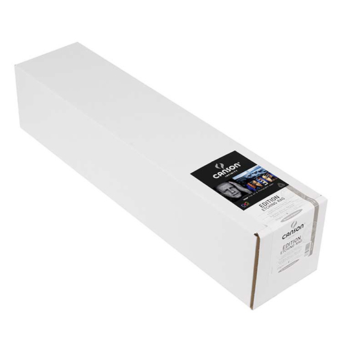 "Canson Infinity Edition Etching Rag 310 Fine Art Matt Textured Paper Roll - 310gsm - 24"" inch - 610mm x 15.2mt - C6212002"