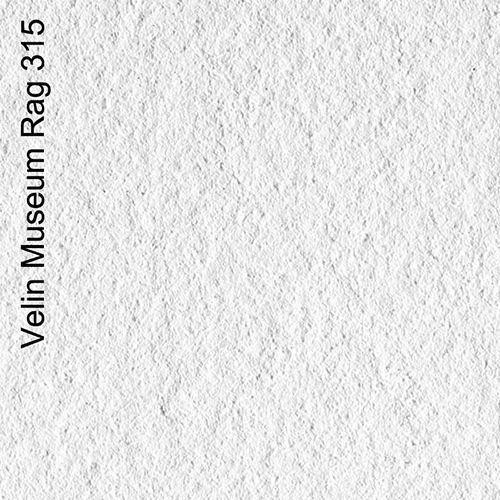 "Canson Infinity Velin Museum Rag 315 Fine Art Matt Textured Paper Roll - 315gsm - 36"" inch - 914mm x 15.2mt - C6112008"