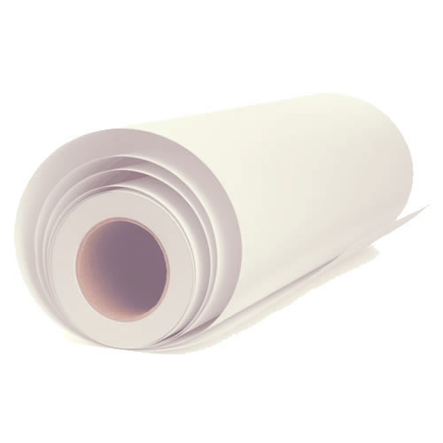 "GDS Natural White Smooth Art Paper - 210gsm - 24"" inch - A1+ - 610mm x 30.5mt - 3 inch core"