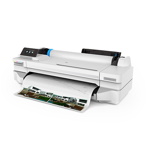 "HP DesignJet T130 Printer | 24"" inch 