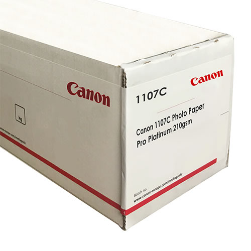 """Canon Group 1107C Photo Paper Pro Platinum 
