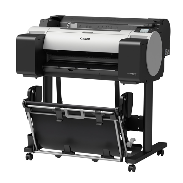 Canon TM-200 Printer - for illustration purposes only - printer not included