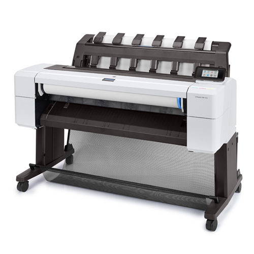 "HP DesignJet T1600 Printer | 36"" inch | A0 | 6 Colour | CAD & General Purpose Technical Plotter | 3EK10A"