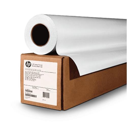 "HP Super Heavyweight Plus Matte Inkjet Paper Roll | 200gsm | 24"" inch | A1+ | 610mm x 30.5mt | Q6626B"