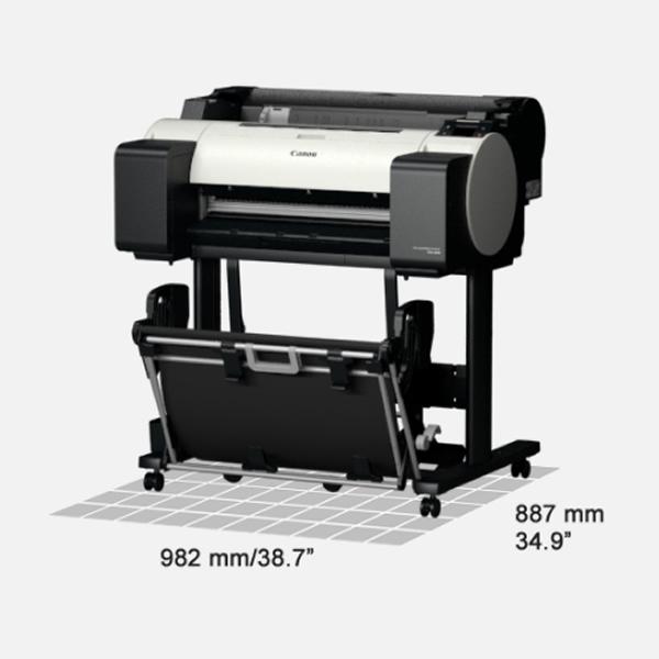 Canon imagePROGRAF TM-200 Printer - FOOTPRINT