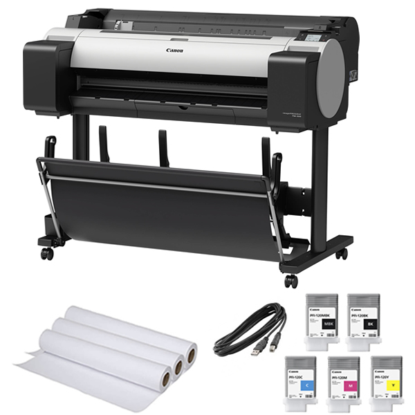 "Start Up Deal | Canon imagePROGRAF TM-300 Printer | 36"" inch 