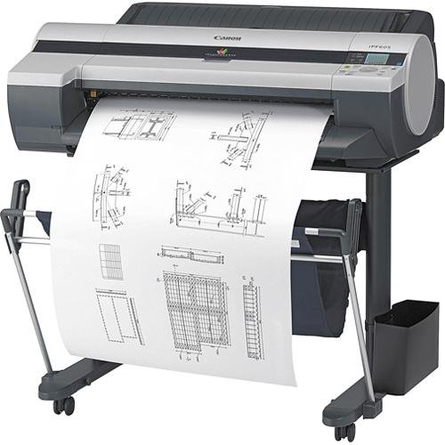"Canon imagePROGRAF iPF605 Printer | 24"" inch 