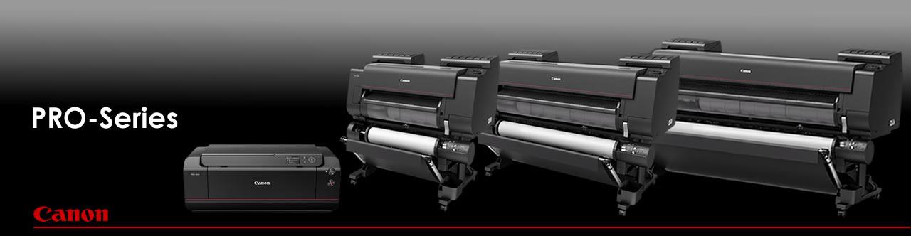 Canon imagePOGRAF PRO-Series Printers