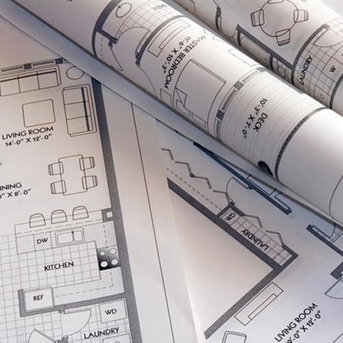 "HP DesignJet T130 Printer Paper | Draft Uncoated Inkjet CAD Plotter Paper Rolls | 80gsm | 11.69"" inch | A3 | 297mm x 45mt | Twin Pack | GDS-CAD8029745/2/T130"