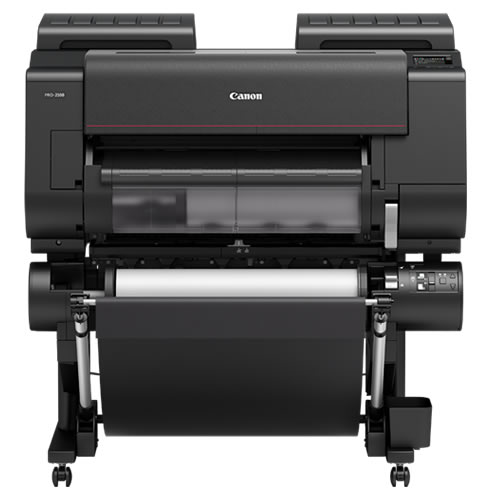 Canon imagePROGRAF PRO-2100DR Printer | With Dual Roll Feed Unit Added
