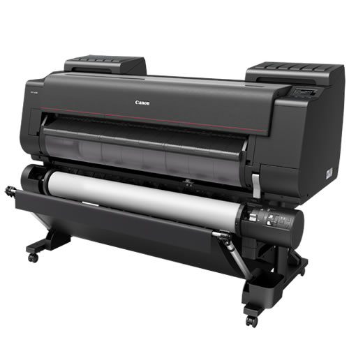 "Canon imagePROGRAF PRO-4100 SR Printer | with Single Roll Feed | 44"" inch 