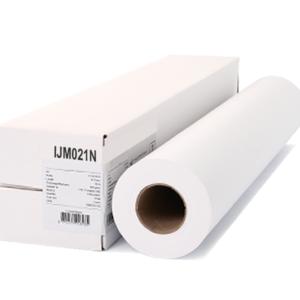 IJM021N Neutral Label Standard Inkjet CAD Printer Paper Rolls | 90gsm | 36 inch | A0+ | 914mm x 90mt | 97002674