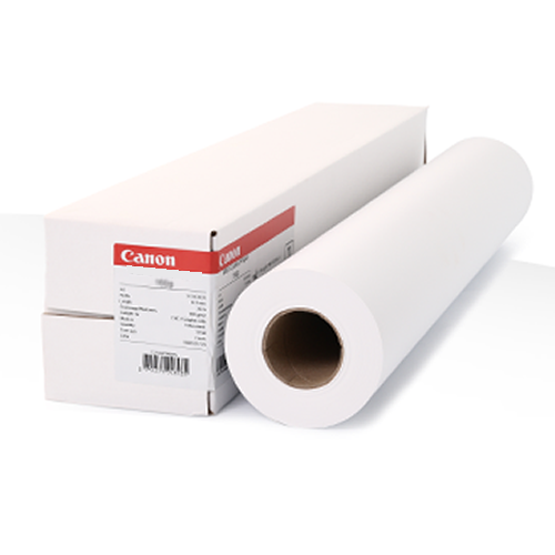 Canon 3979B Scrim Banner Vinyl | B1/M2 Fire Rated | 380 µm micron | 1524mm x 15mt | 97003124
