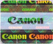 The Canon Holograph