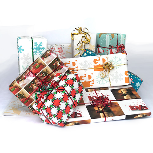 GDS Gift Wrap - Suggested Usage